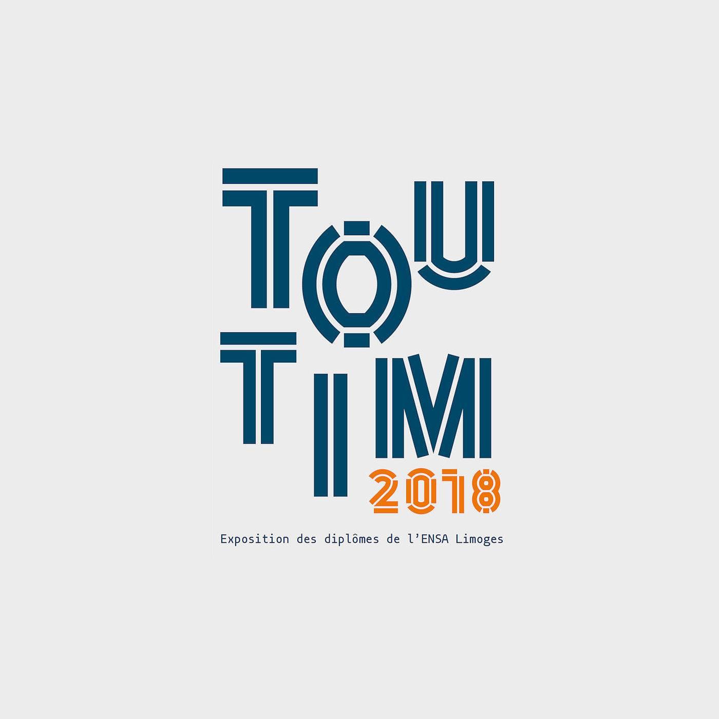 TOUTIM 2018 - ENSA Limoges