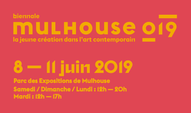 Biennale de Mulhouse 2019